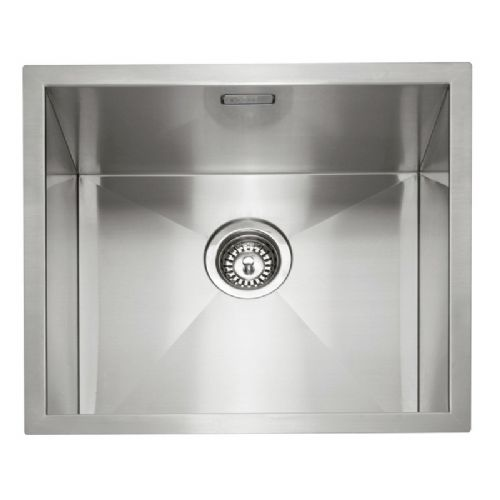 Caple Zero 45 Stainless Steel Inset or Undermount Sink